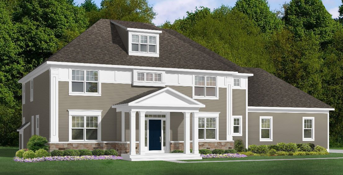 Single Family for Active at Bridgewater Northford - Totoket Grand 1675 Middletown Ave. Northford, Connecticut 06472 United States