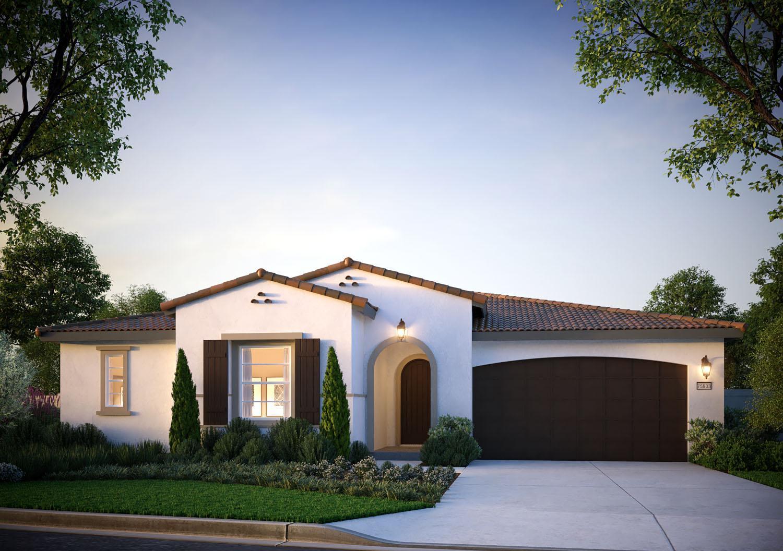 Single Family for Active at Oak Creek - Plan 1 Vista, California 92084 United States