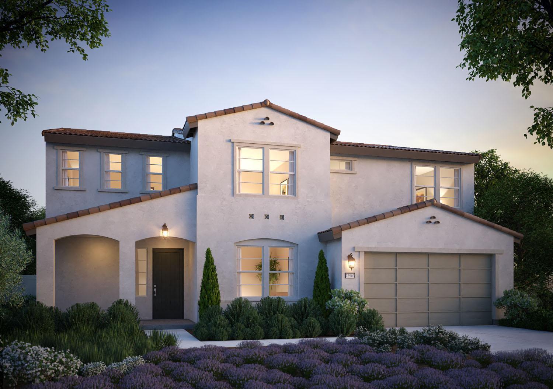 Single Family for Active at Oak Creek - Plan 3 Vista, California 92084 United States