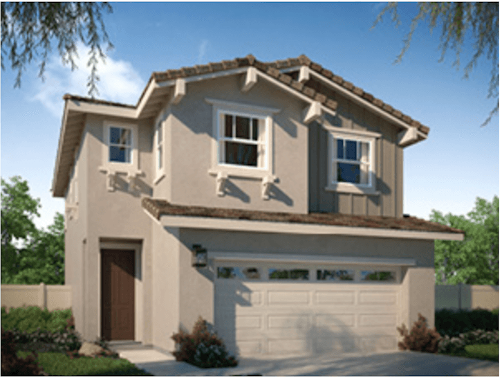 Single Family for Active at Main Ranch - Plan 2 1894 Emily St. El Cajon, California 92021 United States
