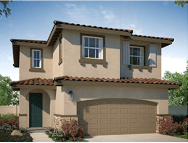 Single Family for Active at Main Ranch - Plan 4 1894 Emily St. El Cajon, California 92021 United States
