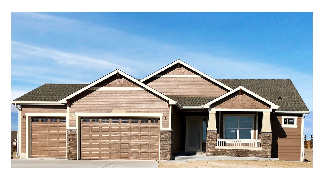 10973 Checo Way, Falcon, CO Homes & Land - Real Estate
