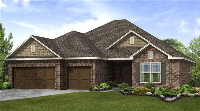 Single Family for Sale at Providence Hills - Edison 13230 S 21st Pl Bixby, Oklahoma 74008 United States