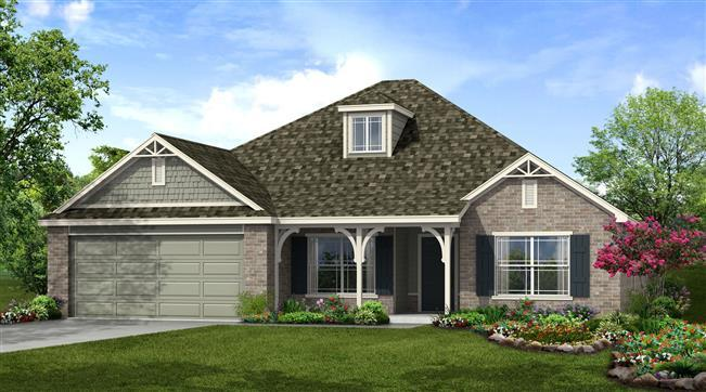 Single Family for Sale at Yorktown - Concord 13018 S. Ash Street Jenks, Oklahoma 74037 United States
