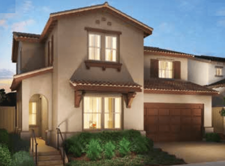 Single Family for Sale at Plan 1 11831 Greenbrier Lane Grand Terrace, California 92313 United States