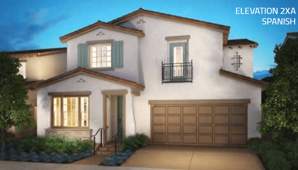 Single Family for Sale at Greenbrier Lane - Plan 2x 11830 Mt Vernon Ave Grand Terrace, California 92313 United States