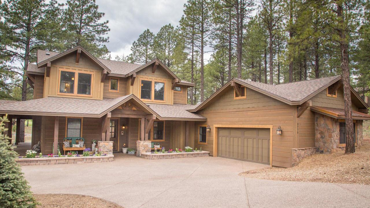 Single Family for Active at Capstone Homes At Flagstaff Ranch - Aspen Shadows Plan 3405 3605 S. Flagstaff Ranch Rd Flagstaff, Arizona 86005 United States
