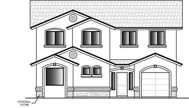 Single Family for Sale at Horizon Hills Estates - Carmel 12680 Mark Twain El Paso, Texas 79928 United States