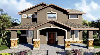 Single Family for Sale at Tierra Del Este 68 - Pandora 2064 Robert Minnie Place El Paso, Texas 79938 United States