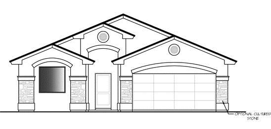 Single Family for Sale at Valley Creek - Marsala 5637 Valley Laurel Street El Paso, Texas 79932 United States