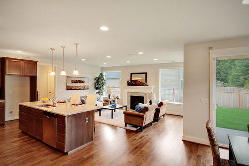 Single Family for Sale at The Markham Bsmt (556-2au) Lot 10 Bothell, Washington 98021 United States