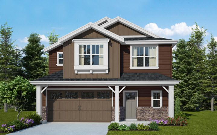 Atworth Commons New Homes In Mountlake Terrace Wa By Sundquist Homes