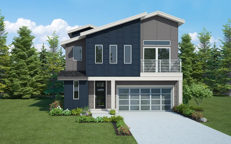 Single Family for Sale at Avera - The Radley Meadow Road Lynnwood, Washington 98087 United States