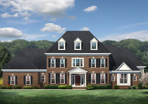 Additional photo for property listing at Waterford Creek-The Pinehurst 16146 Waterford Creek Circle Hamilton, Virginia 20158 United States