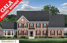 Single Family for Sale at Meadows At Great Falls - Lancaster 11195 Branton Lane Great Falls, Virginia 22066 United States
