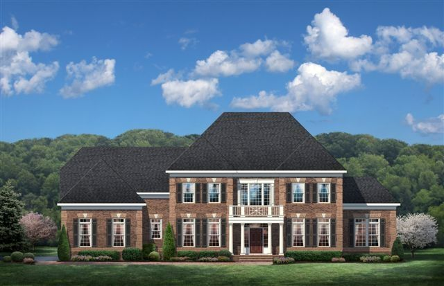 Single Family for Sale at Waterford Creek-Augusta 16146 Waterford Creek Circle Hamilton, Virginia 20158 United States
