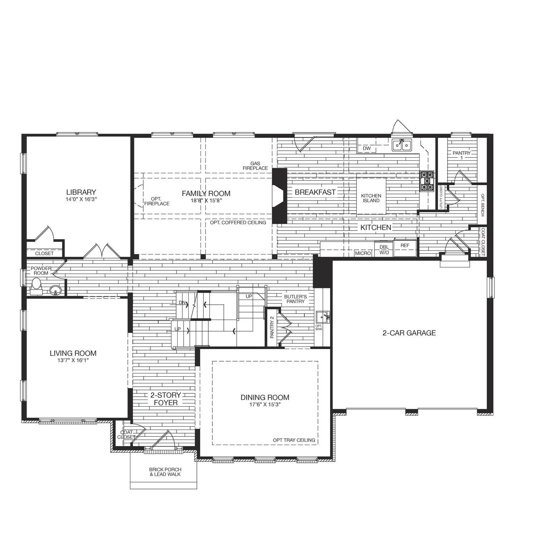 Single Family for Sale at Stonewood-Oakton Ii 9901 Mosby Rd. Fairfax, Virginia 22032 United States