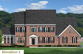 Single Family for Sale at Meadows At Great Falls-Oakton Ii 11195 Branton Lane Great Falls, Virginia 22066 United States