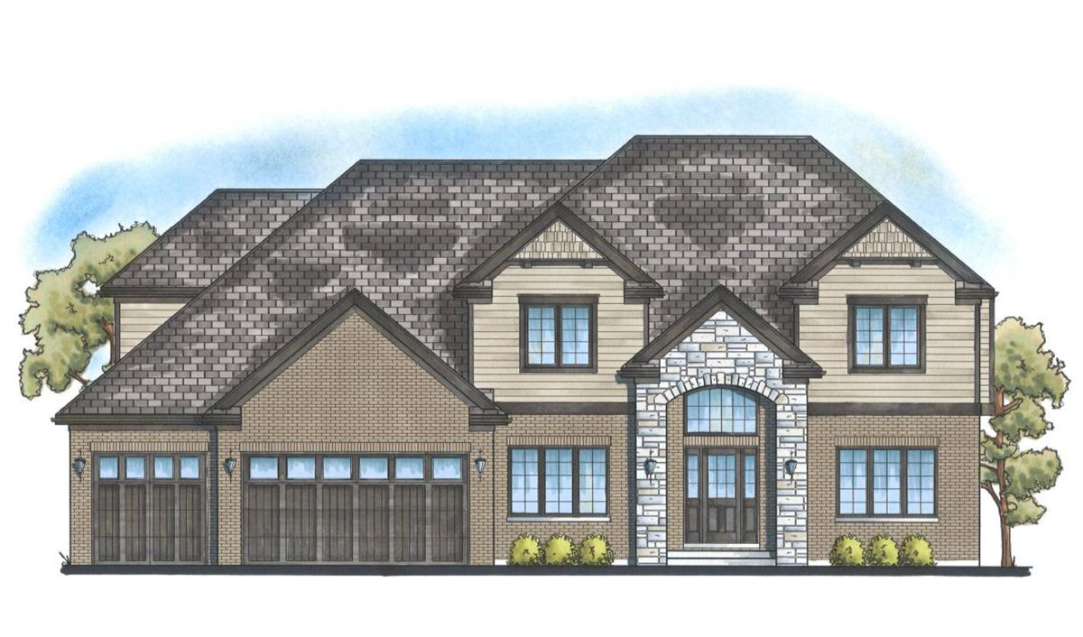 Single Family for Active at Equestrian Meadows - Breckenridge 12150 Bell Rd Lemont, Illinois 60439 United States