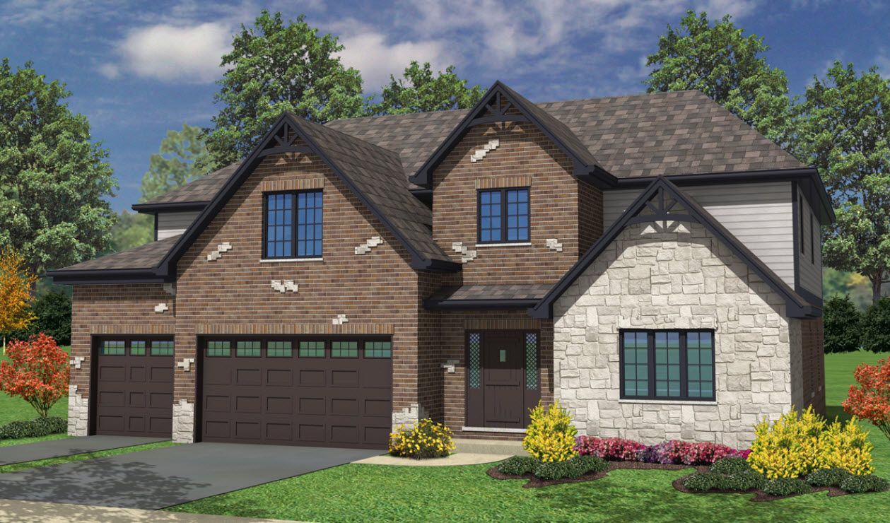 Single Family for Active at Equestrian Meadows - Tara 12150 Bell Rd Lemont, Illinois 60439 United States