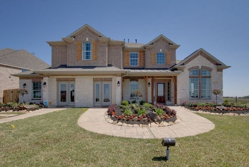 Single Family for Sale at Pinehurst-Mercury Luxury Home 32011 Cary Douglas Hockley, Texas 77447 United States