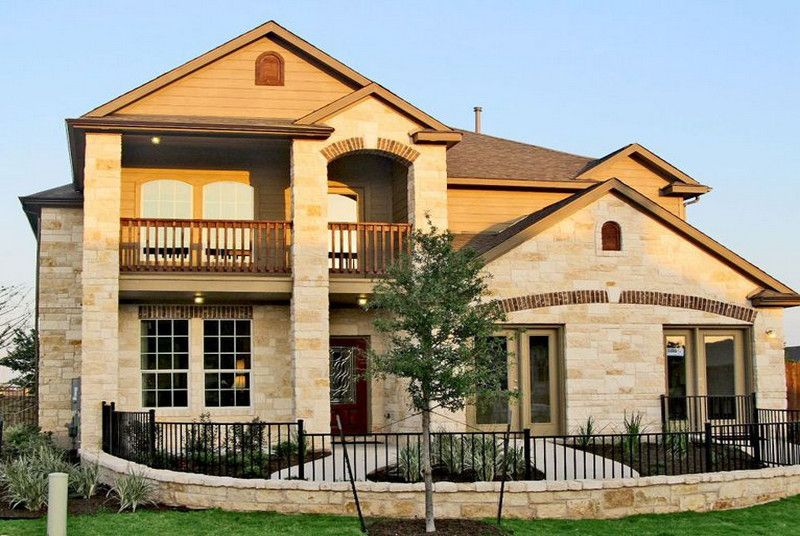 Single Family for Sale at Laguna Ii-Gold 1136 Laceflower Ln. Leander, Texas 78641 United States