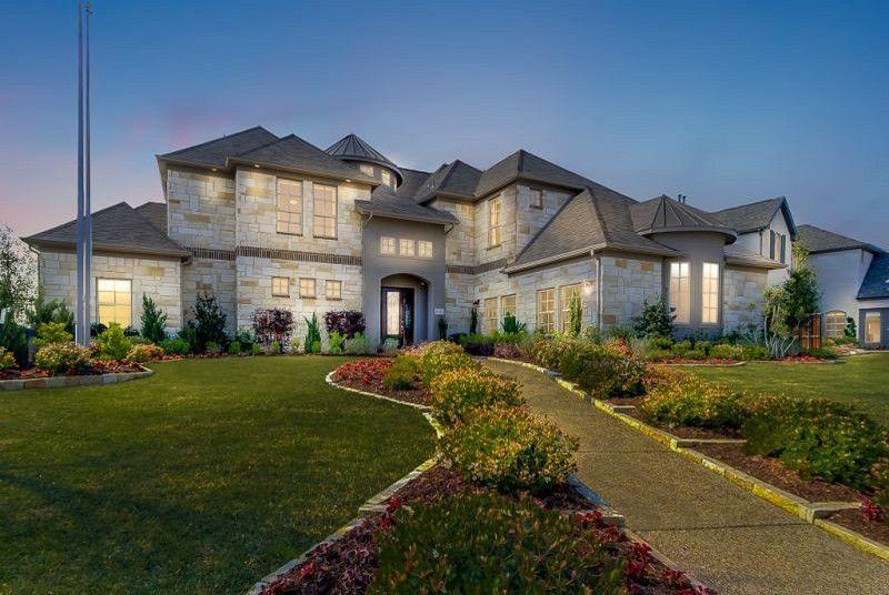 Single Family for Active at Diamante-Mercury Luxury Home 104 Hazelnut Cv. Driftwood, Texas 78619 United States
