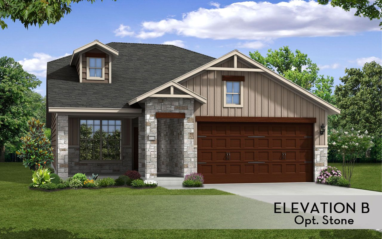 New Homes Near Buda Tx