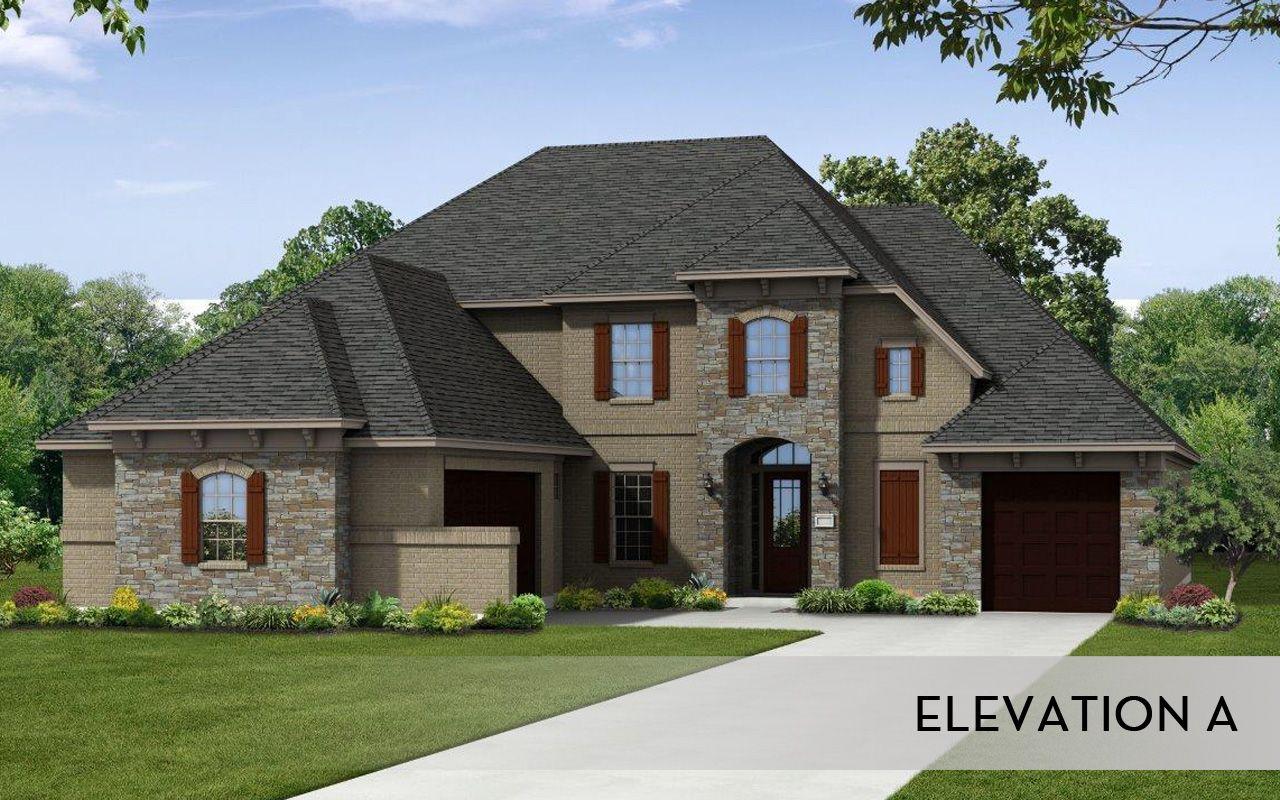 Single Family for Sale at The Homestead - Cappiello-Mercury Sunnyvale, Texas 75182 United States
