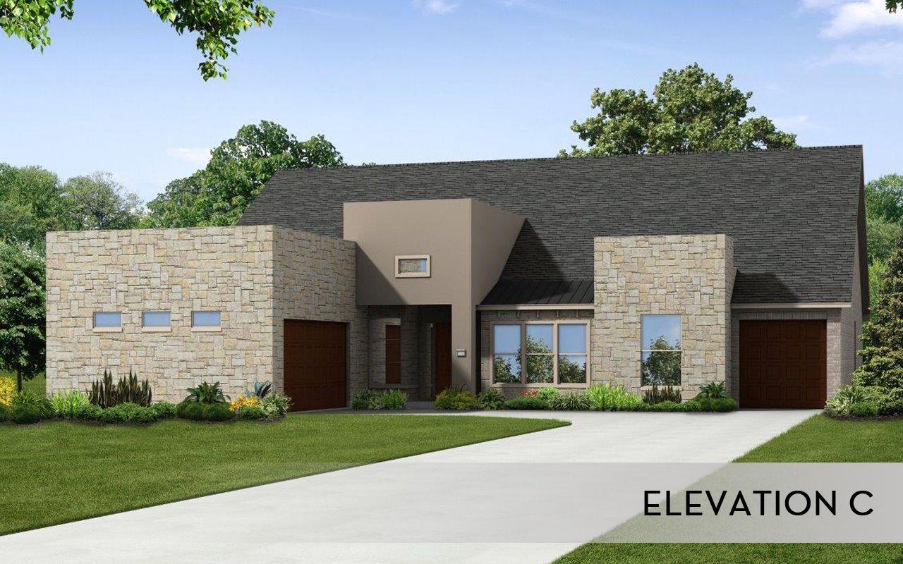 Single Family for Sale at Estates Of Flintrock - Diamante-Mercury Luxury Home Estates Of Flintrock By Castlerock Communities Lakeway, Texas 78738 United States