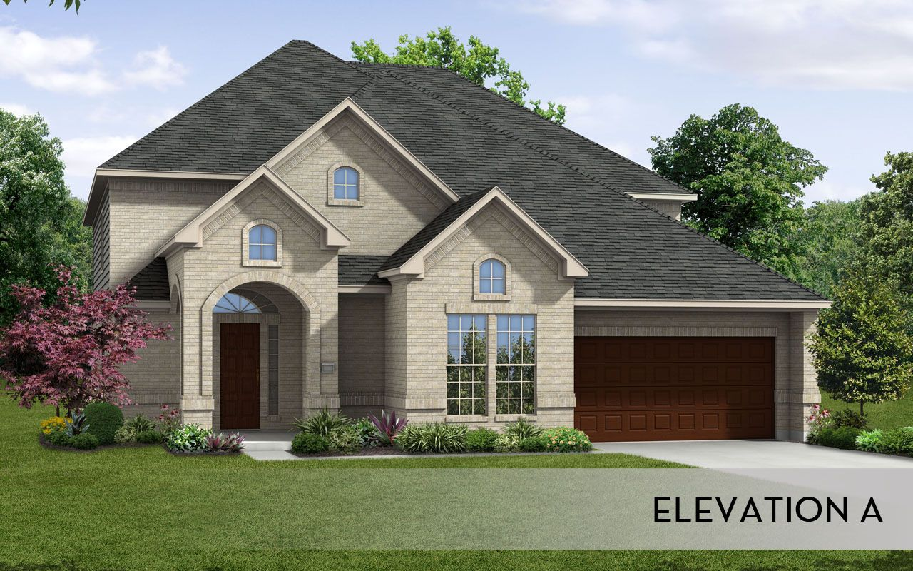 Single Family for Sale at Stone Creek Ranch - Laguna Iii-Gold 32019 Cary Douglas Dr Hockley, Texas 77447 United States