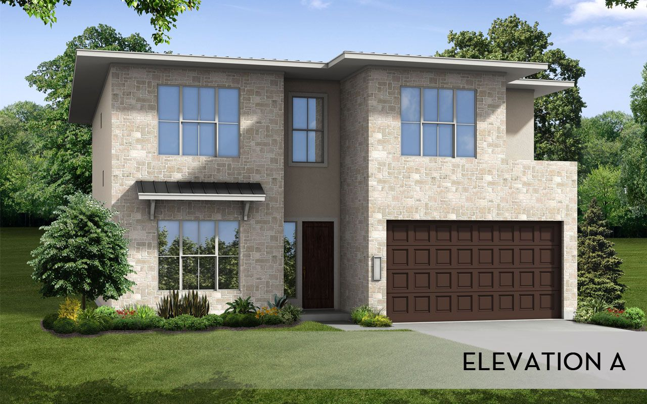 Single Family for Sale at Canopy At Hudson Bend - Janis-Urban Gold 16104 Sydney Carol Lane Hudson Bend, Texas 78734 United States
