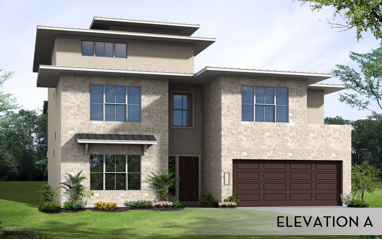 Single Family for Sale at Canopy At Hudson Bend - Joplin-Urban Gold 16104 Sydney Carol Lane Hudson Bend, Texas 78734 United States