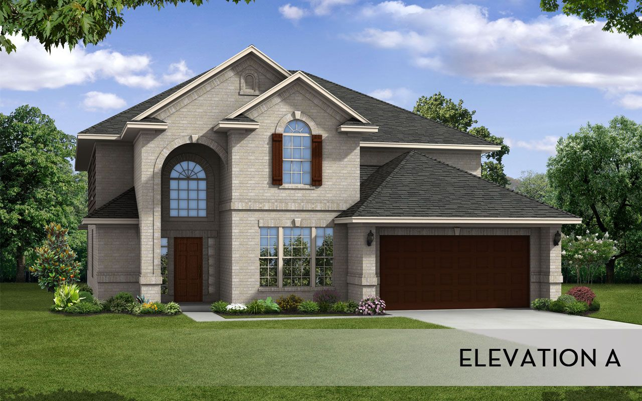 Single Family for Sale at Sterling Lakes - Laguna Ii (3 Car)-Gold Sterling Lakes By Castlerock Communities - 2715 Silver Falls Lane Rosharon, Texas 77583 United States