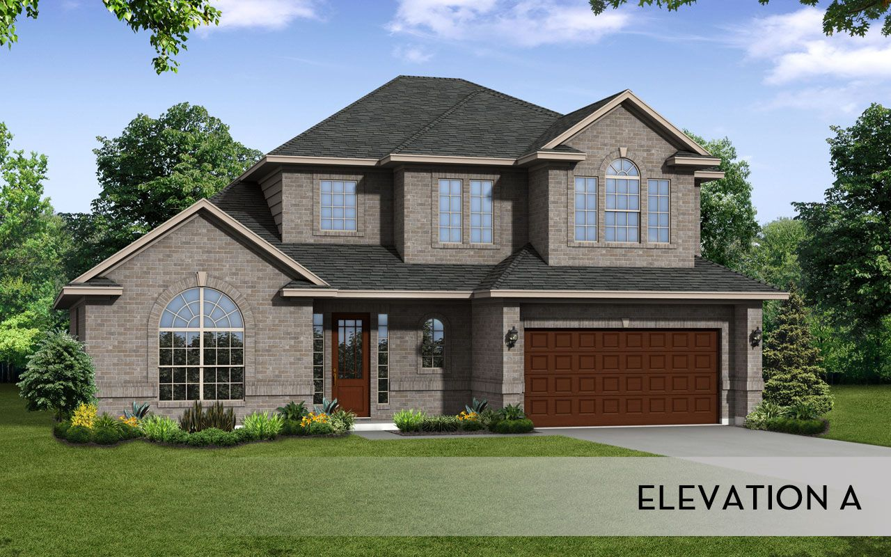 New Homes In Wylie Tx
