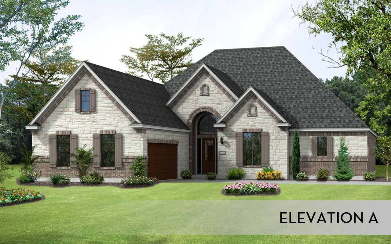 Single Family for Sale at Estates Of Flintrock - Merion Ii-Mercury Luxury Home Estates Of Flintrock By Castlerock Communities Lakeway, Texas 78738 United States