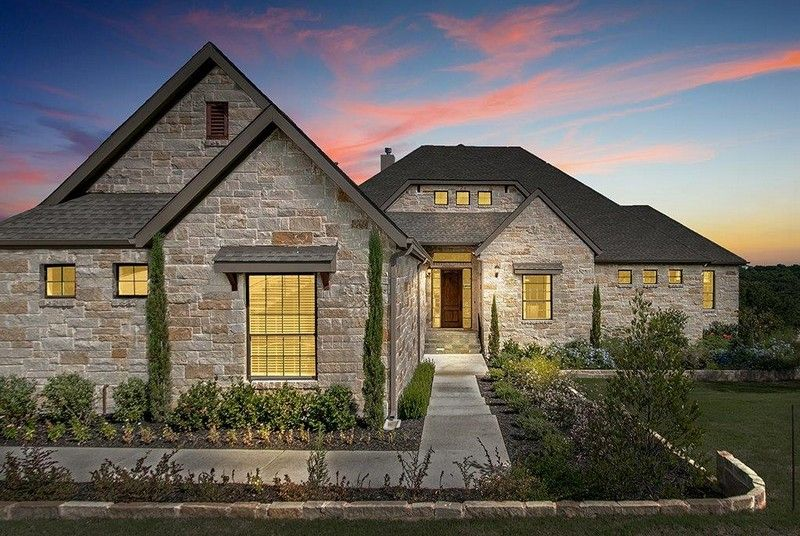 The Homestead New Homes In Sunnyvale Tx By Castlerock