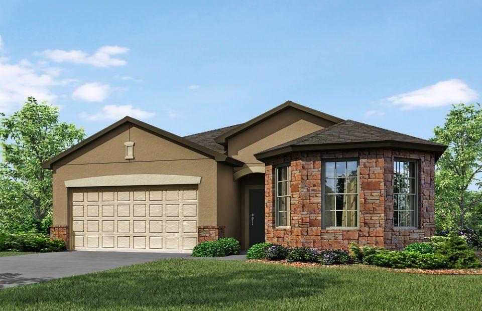 Single Family for Sale at Fountain Park - Marina 8519 Rindge Rd. (Mt. Olive & Rindge) Polk City, Florida 33868 United States