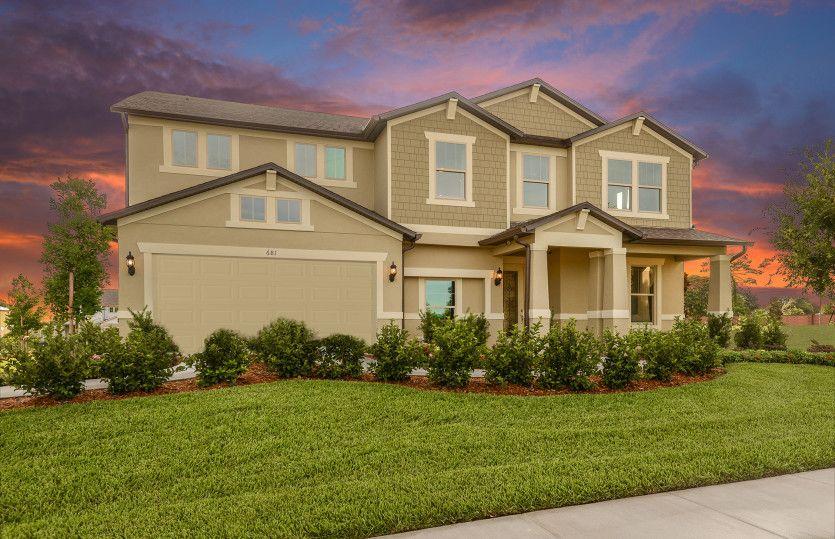 Single Family for Sale at Talavera - Mariner 18860 Diego Circle Spring Hill, Florida 34610 United States