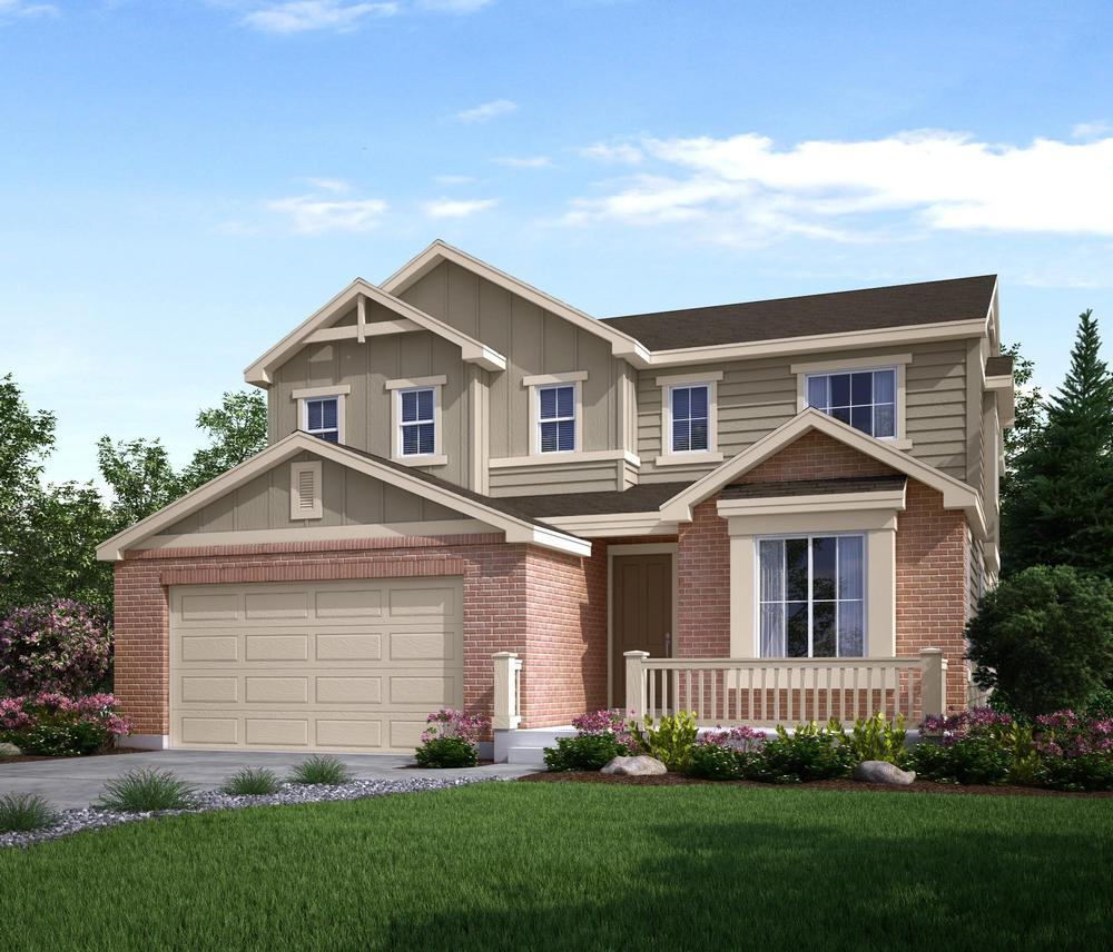 Single Family for Active at Residence 40255 599 West 130th Avenue Westminster, Colorado 80234 United States
