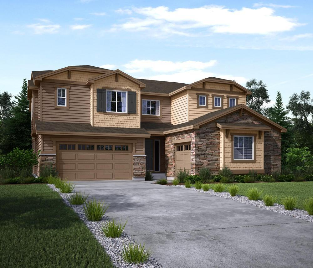 Single Family for Sale at Tanglewood - Residence 50280 12977 Fox Street Westminster, Colorado 80234 United States