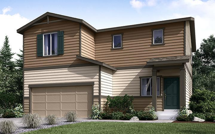 Single Family for Sale at Coyote Creek - Residence 36204 2320 Coyote Creek Drive Fort Lupton, Colorado 80621 United States