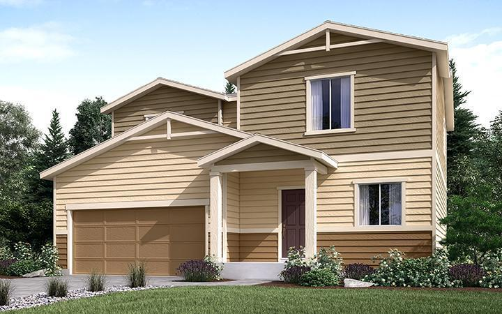 Single Family for Sale at Coyote Creek - Residence 39205 2320 Coyote Creek Drive Fort Lupton, Colorado 80621 United States