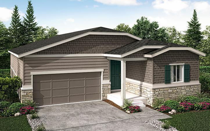 Single Family for Sale at Coyote Creek - Residence 39103 2320 Coyote Creek Drive Fort Lupton, Colorado 80621 United States