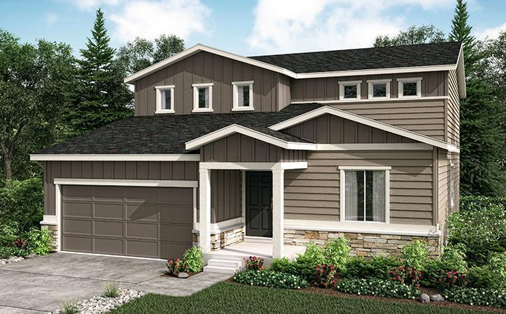 Single Family for Sale at Coyote Creek - Residence 39209 2320 Coyote Creek Drive Fort Lupton, Colorado 80621 United States