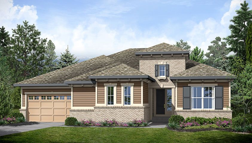 Single Family for Sale at Reserve At Highpointe Estates - Residence 7160 8856 Blackwood Drive Windsor, Colorado 80550 United States
