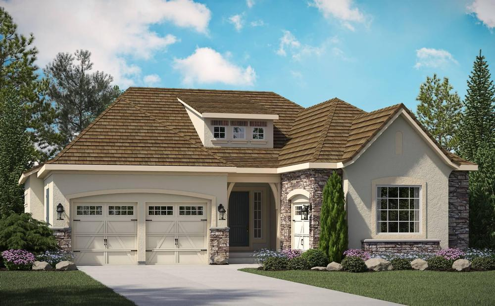 Additional photo for property listing at Marvella - Residence 5020 5992 South Olive Circle Centennial, Colorado 80111 United States