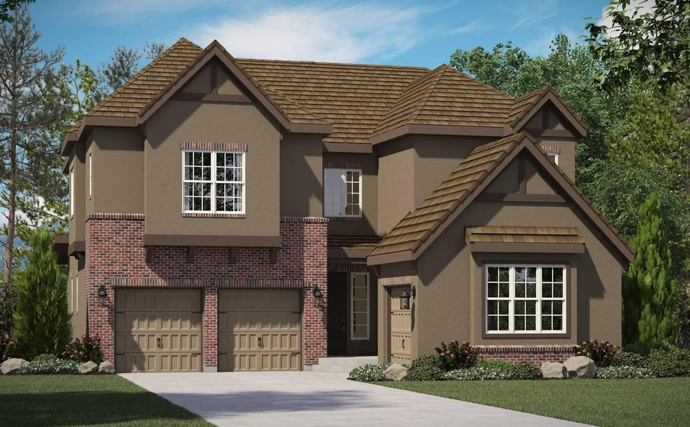 Single Family for Sale at Marvella - Residence 7845 5992 South Olive Circle Centennial, Colorado 80111 United States