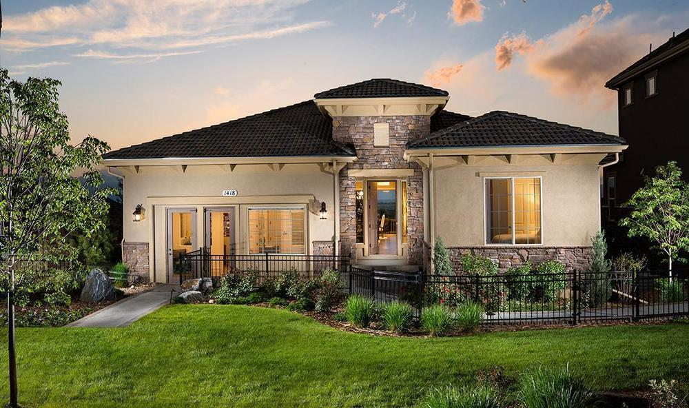 Single Family for Sale at Residence 4530 2567 Skyline Court Erie, Colorado 80516 United States