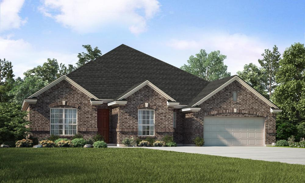 New Homes For Sale In Klein Isd